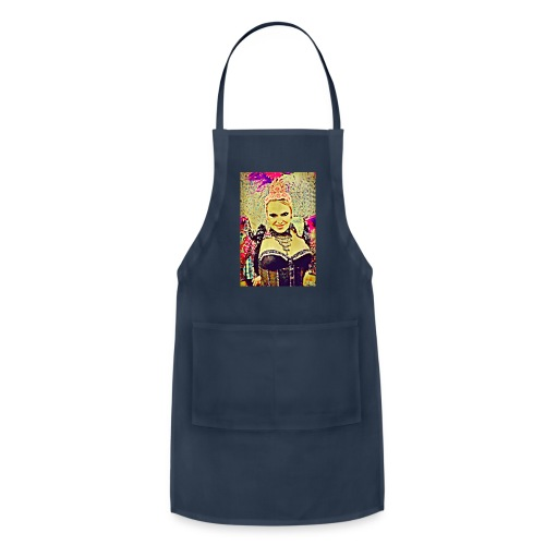 Lady in costume - Adjustable Apron