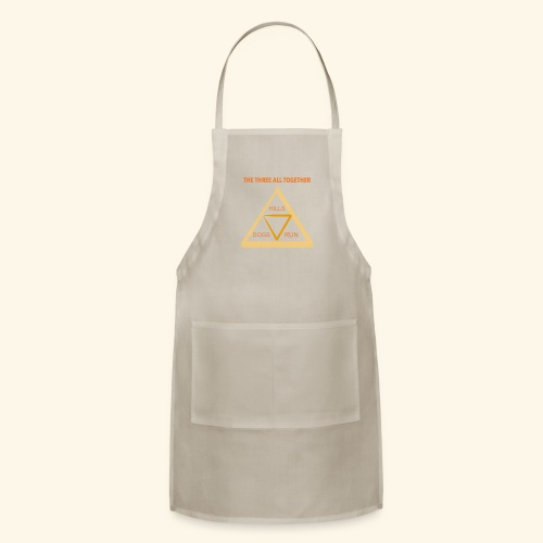 Run4Dogs Triangle - Adjustable Apron