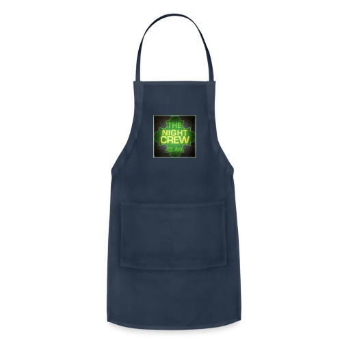 Night Crew Coffee Mug - Adjustable Apron