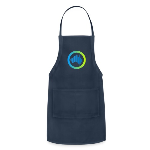 Gradient Symbol Only - Adjustable Apron