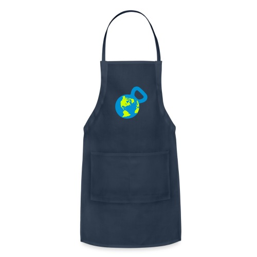 It's a Kettlebell World - Adjustable Apron