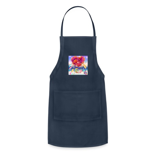 Roses of Love - Adjustable Apron