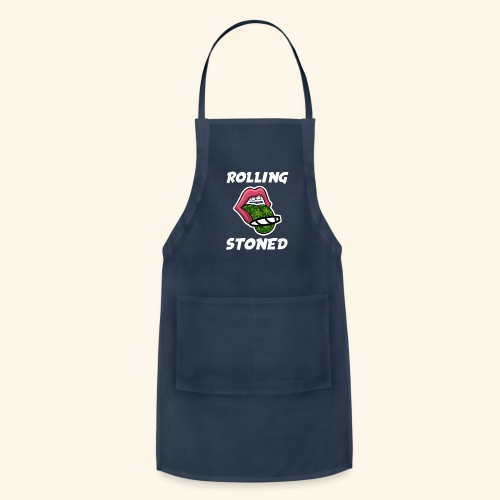 Rolling Stoned - Adjustable Apron