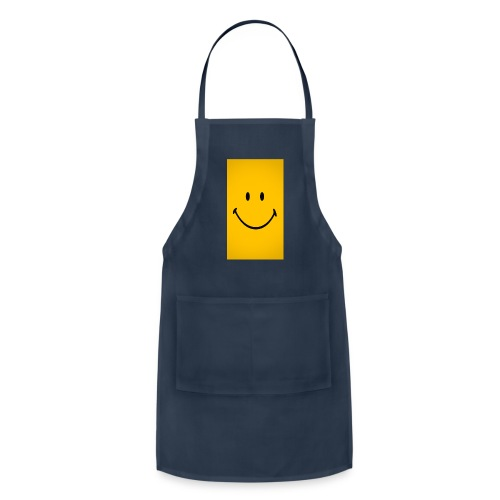 Smiley face - Adjustable Apron