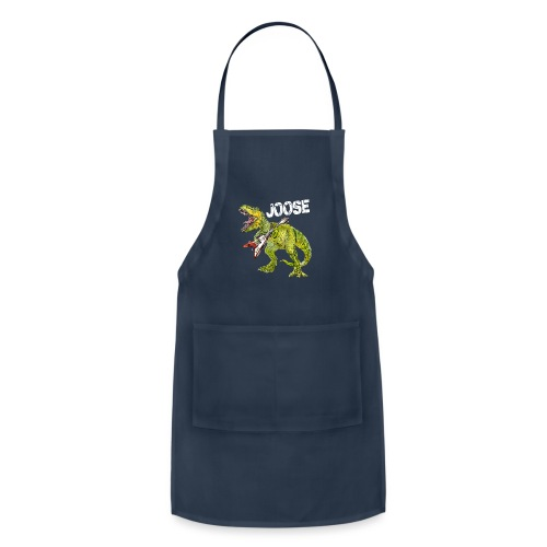 JOOSE T Rex white - Adjustable Apron