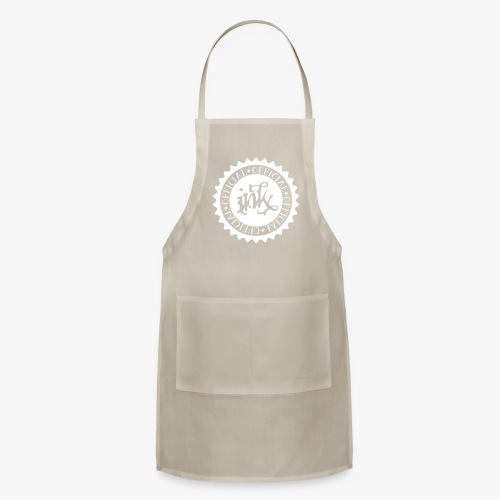 official white - Adjustable Apron