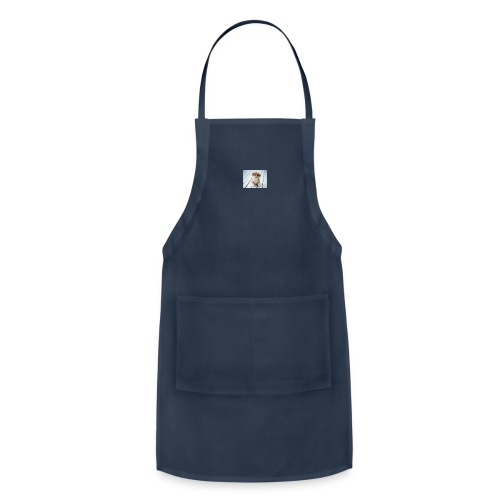 for my you tube channel - Adjustable Apron