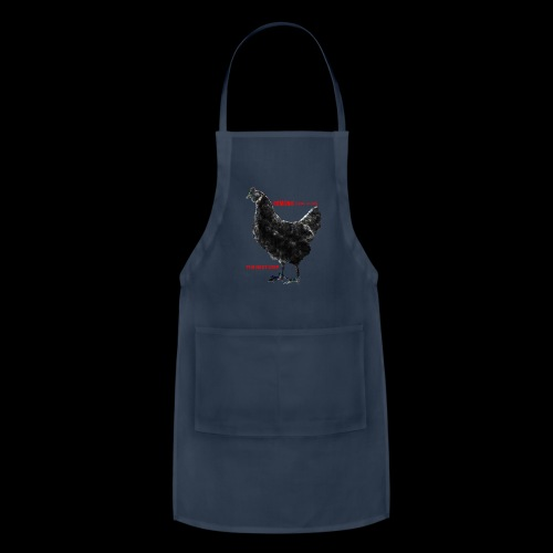 DEMONIC CHICKEN - Adjustable Apron