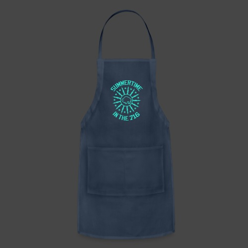 Summertime in the 716 - Adjustable Apron