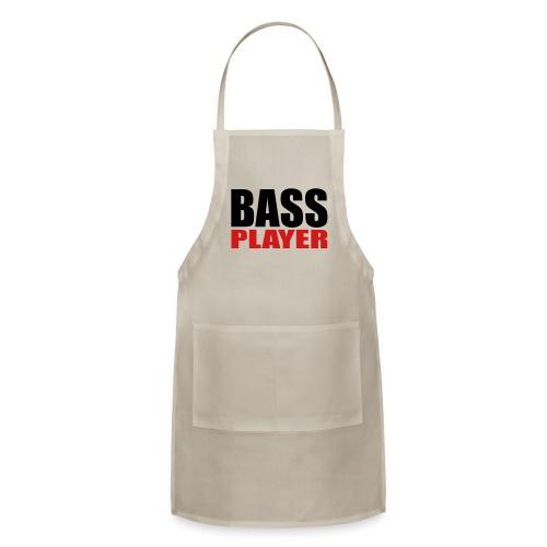 Bass Player - Adjustable Apron