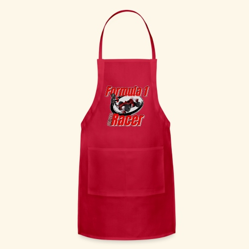 Formula 1 Sim Racer - Adjustable Apron