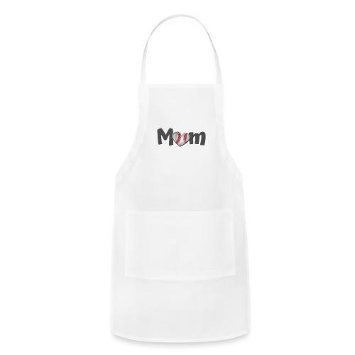 Baseball Mom - Adjustable Apron