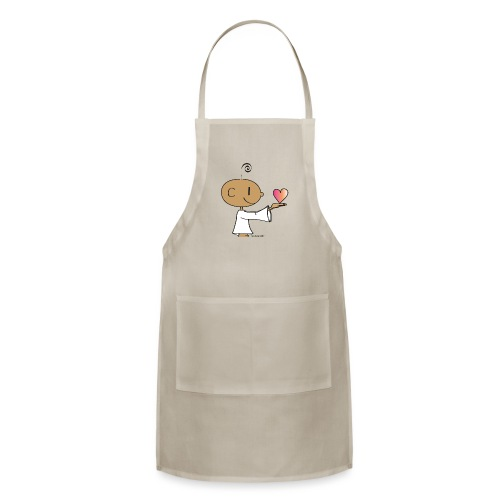 The little Yogi - Adjustable Apron