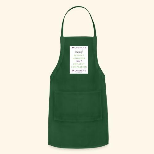 The Good Stuff apron - Adjustable Apron