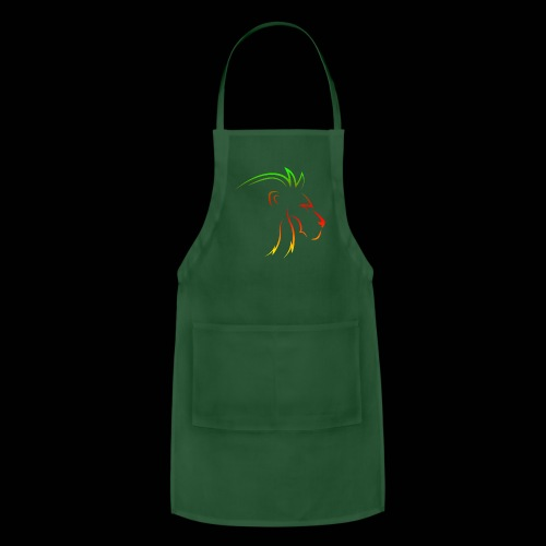 Rainbow lion - Adjustable Apron