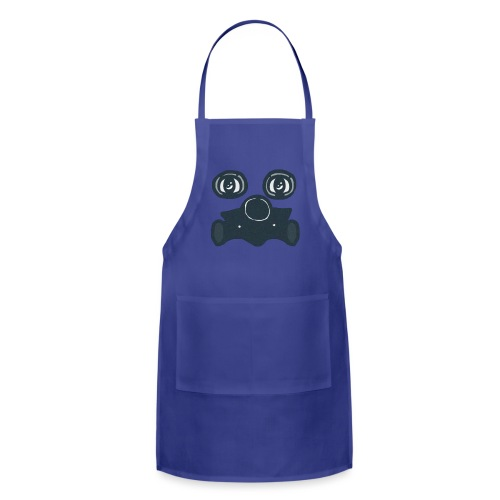 Toxic - Adjustable Apron