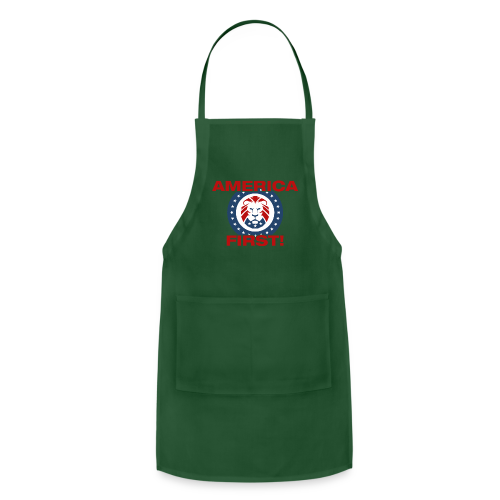 America First Lion - Adjustable Apron