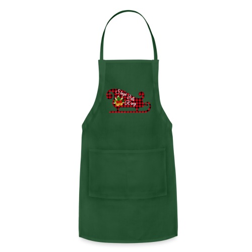 Sleigh Bells Ring - Adjustable Apron