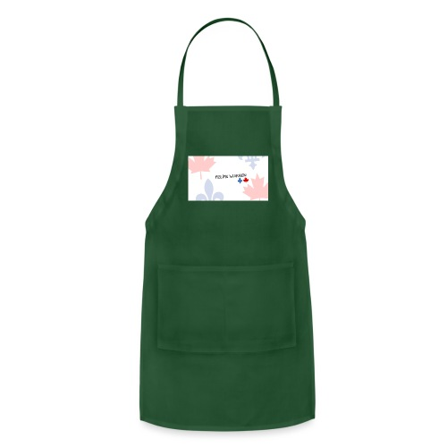Logo do Canal - Adjustable Apron