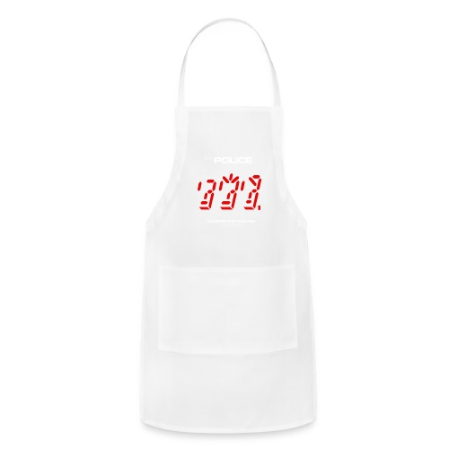 Ghost in the Machine - Adjustable Apron