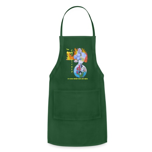 Mayo-Conspiracy - Adjustable Apron