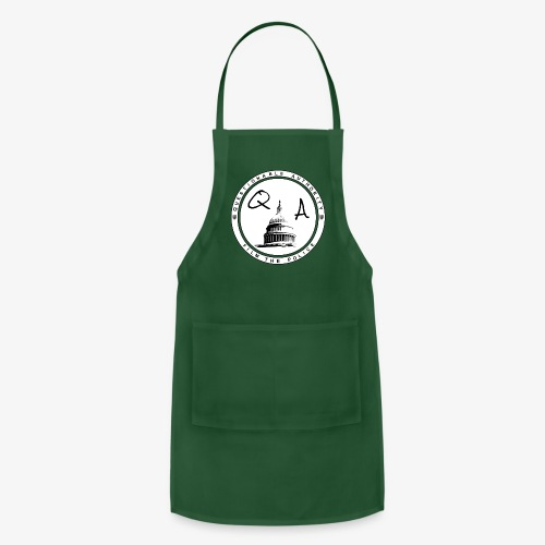 Questionable Authority Film the Police - Adjustable Apron