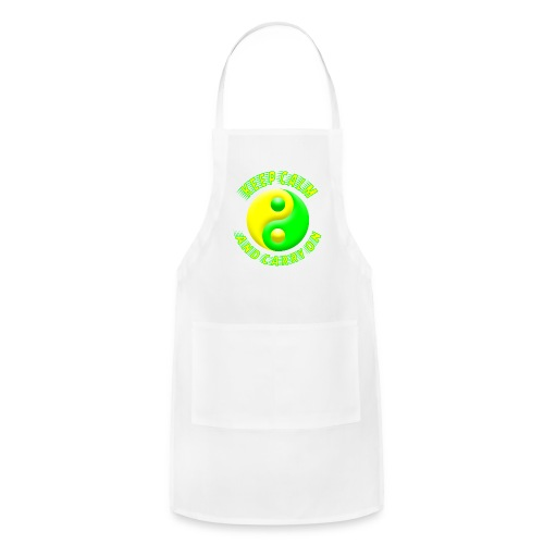 Keep Calm - Adjustable Apron