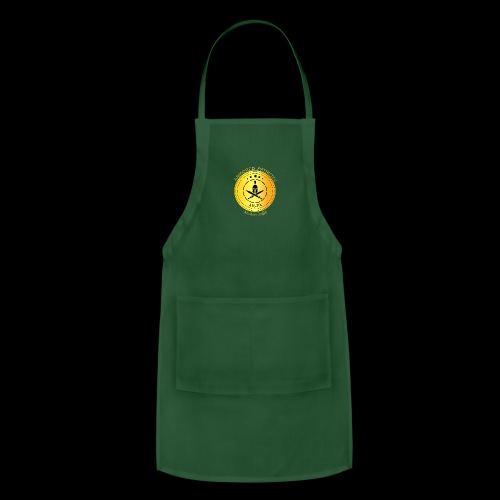 Armored Patriots Logo - Adjustable Apron