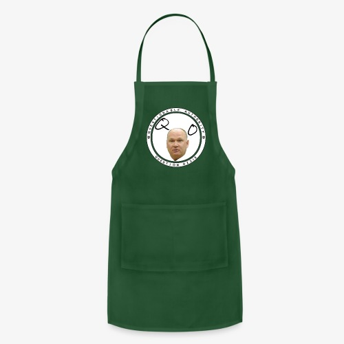 Question Ozzie - Adjustable Apron
