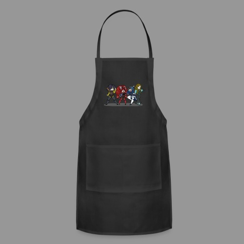Chibi Autoscorers - Adjustable Apron