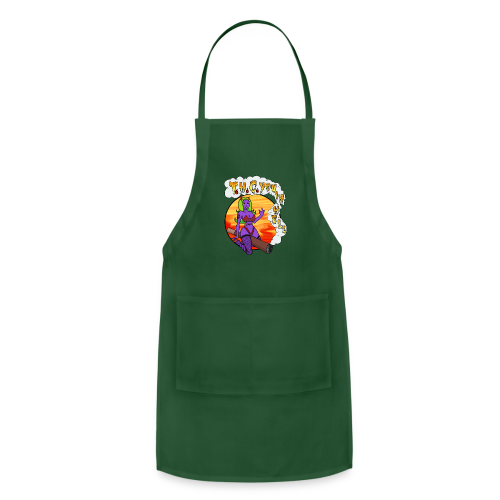 T.H.C. YOU IN HELL - Adjustable Apron