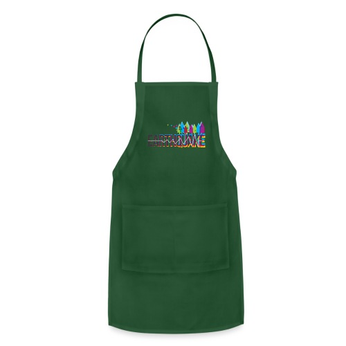Earthquake - Adjustable Apron