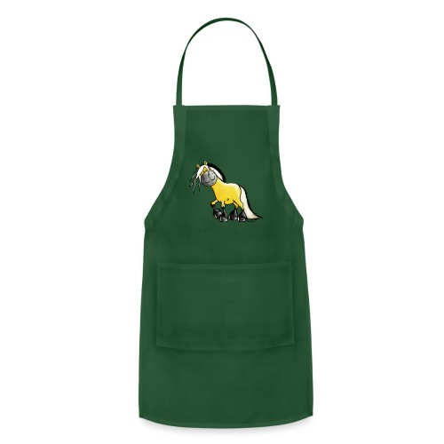 fjord horse - Adjustable Apron