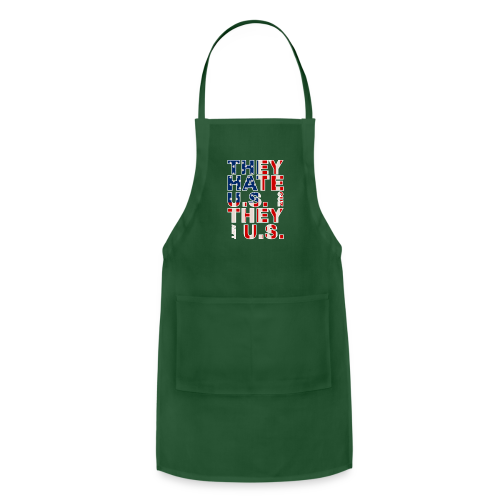 They Ain't Us - Adjustable Apron