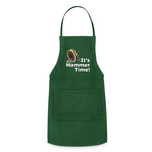 It's Hammer Time - Ban Hammer Variant - Adjustable Apron