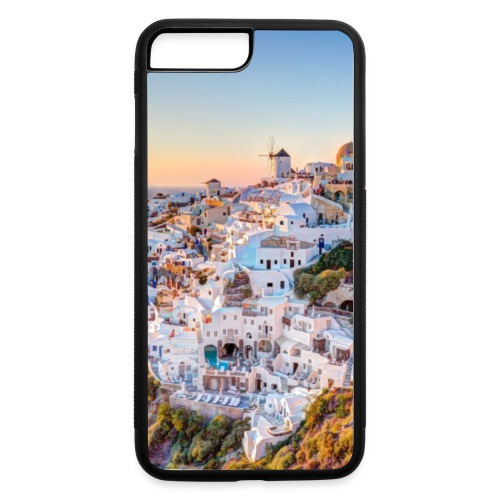 LIVE YOUR DREAM IN GREECE!!!! - iPhone 7 Plus/8 Plus Rubber Case