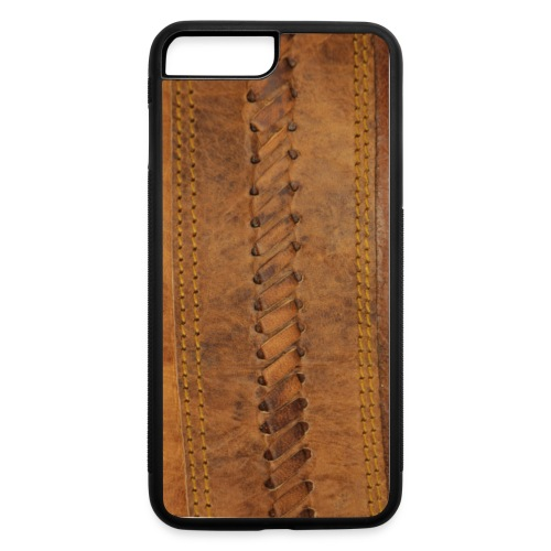 leather texture - iPhone 7 Plus/8 Plus Rubber Case
