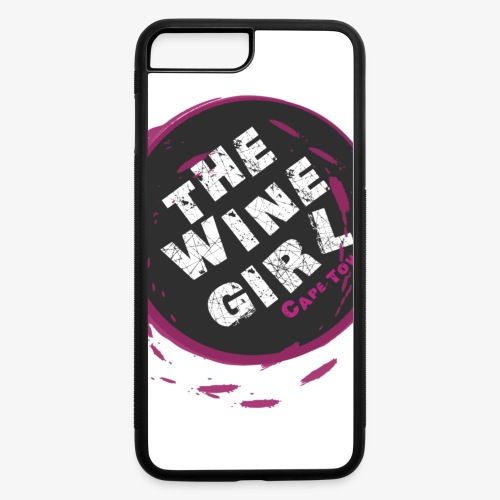 The Wine Girl - iPhone 7 Plus/8 Plus Rubber Case