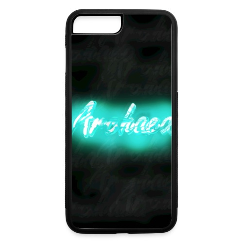 Archaea Neon - iPhone 7 Plus/8 Plus Rubber Case