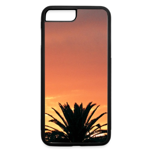 Pineapple pine tree - iPhone 7 Plus/8 Plus Rubber Case