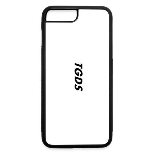 TGDS CASE - iPhone 7 Plus/8 Plus Rubber Case