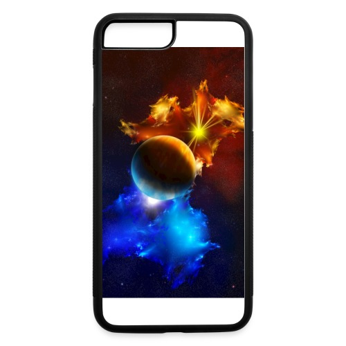 Water&Fire - iPhone 7 Plus/8 Plus Rubber Case