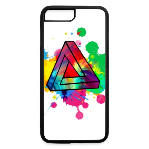 PAINT SPLASH - iPhone 7 Plus/8 Plus Rubber Case