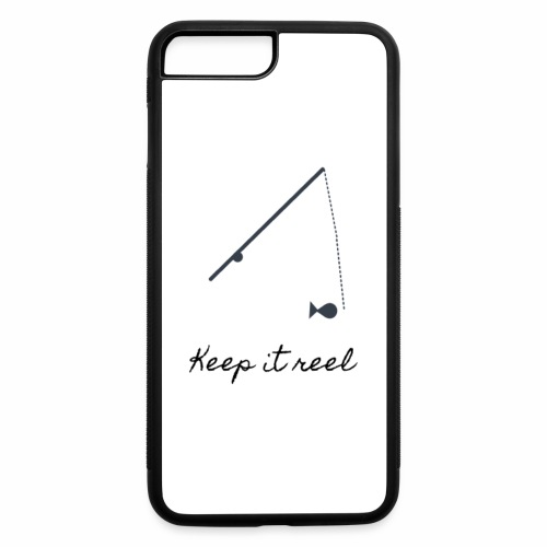 Keep it Reel - iPhone 7 Plus/8 Plus Rubber Case