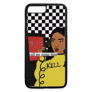 Call me some time - iPhone 7 Plus/8 Plus Rubber Case