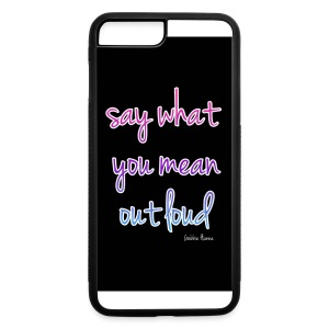 Out Loud - Gabbie Hanna - iPhone 7 Plus/8 Plus Rubber Case