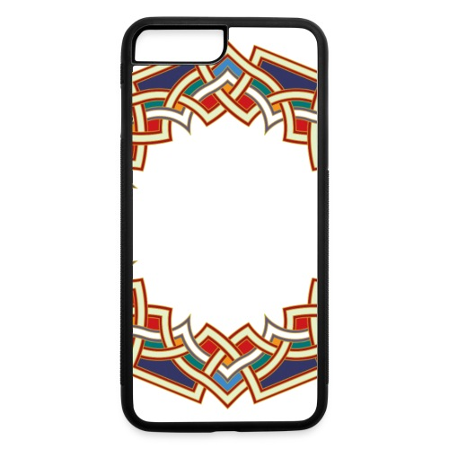 arabesque islamic art - iPhone 7 Plus/8 Plus Rubber Case