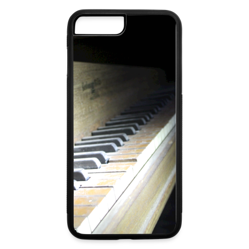 Silent Music - iPhone 7 Plus/8 Plus Rubber Case