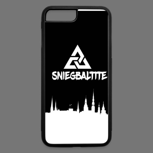 SniegBaltite_IPhone - iPhone 7 Plus/8 Plus Rubber Case