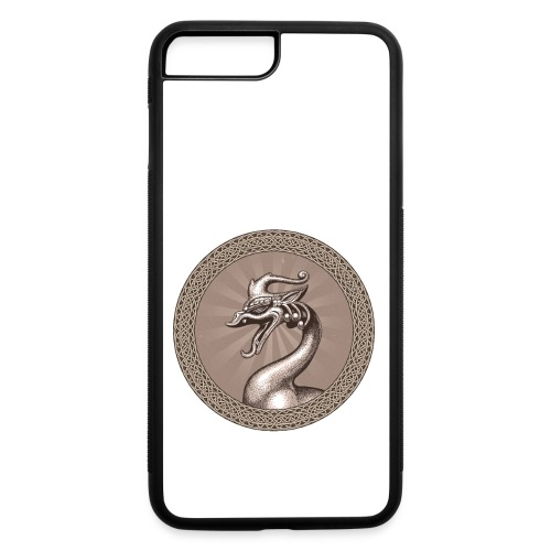 Laughing Dragon - iPhone 7 Plus/8 Plus Rubber Case